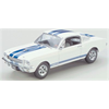 Ford Mustang 1965 Shelby GT350 white - Kyosho 1:43 Diecast