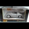 Porsche No.1 Typ 356 1948 silver Maisto 1:36 Diecast