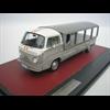 Volkswagen T2 Race transporter 1976 white, grey 1:43 Diecast Resin model