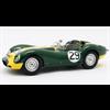 Lister Jaguar #29 Stirling Moss Silverstone 1958 Matrix 1:18 Diecast Resin model