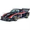Porsche 935 winner Dayton 1979 #0 Norev 1:18 Diecast model