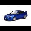 Subaru Impreza WRX STi S204 2006 blue mica 1:18 scale Resin Model OTTO