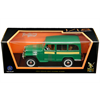 Willys Jeep Station Wagon 1955 green Road Signature 1:18 Diecast