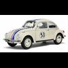 Volkswagen 1303 Herbie 1974 Solido 1:18 Diecast