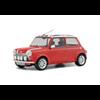Mini Cooper 1.3i Sport pack 1997 red Solido 1:18 Diecast