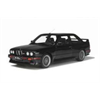 BMW M3 E30 Sport Evo black Solido 1:18 Diecast