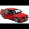 BMW M3 E30 Sport Evo red Solido 1:18 Diecast