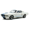 Ford Shelby Mustang GT500 1967 white Solido 1:18 Diecast