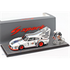 Porsche 935 Bicycle Speed Record 1977 Spark 1:43 resin model