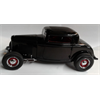 Ford '32 Deuce Coupe 3 Window black GMP 1:18 Diecast (NO BOX)
