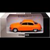 Saab 96 V4 1970 orange WhiteBox 1:24 Scale Diecast model