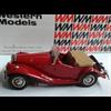 MG TF Midget 1953 red Western Models 1:43 Diecast