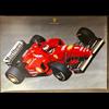 Ferrari F310 M. Schumacher official Ferrari 1996 Poster 27 x 38.5 inches