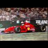 Ferrari F310 E. Irvine official Ferrari 1996 Poster 27 x 38.5 inches