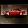 Ferrari 550 Maranello Official Poster N.1118/96 Car Poster  27 x 38.5 inches