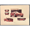 Ferrari 360 Modena Official Poster N.1456-99 Car Poster  27 x 19 inches