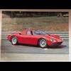 Ferrari 250LM  Car Poster  24 x 17.5 inches