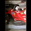 Ferrari 126 C4 R. Arnoux official Ferrari 1984 Poster 27 x 38.5 inches