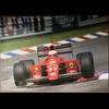 Ferrari F1 640 N. Mansell #27 official Ferrari 1989 Poster 27 x 38.5 inches