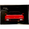 Ferrari 348 TB Official Poster N.590-90 Car Poster  27 x 38.5 inches