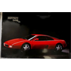 Ferrari 348 TB Official Poster N.591-90 Car Poster  27 x 38.5 inches