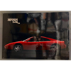 Ferrari 348 TS Official Poster N.592-90 Car Poster  27 x 38.5 inches
