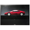 Ferrari 348tb Official Poster N.617/90 Car Poster  27 x 38.5 inches