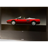 Ferrari Mondial T Cabrio  Official Poster N.620/90 Car Poster  27 x 38.5 inches