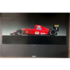 Ferrari F1 641.2 car official Ferrari 1990 Poster 27 x 38.5 inches