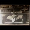 Ferrari 126 C2 Gilles Villeneuve 1982 Poster 27 x 39.5 inches