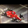 Ferrari 412 T2 G. Berger official Ferrari 1995 Poster 27 x 38.5 inches