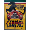 1994 Monterey Ferrari Historic Automobile Races Car Poster  26 x 36 inches