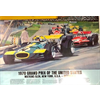 1970 Grand Prix of the United States POSTER -  commemorative  -  20 x 28 inches