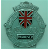 Automobile Clubs of British Columbia car badge