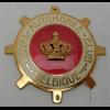 Royal Automobile Club - Belgique car badge