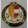 Salzburger Automobile Club car badge