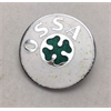 Lapel Pin  Ossa Motorcycle