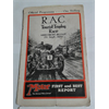 1935 R.A.C. Tourist Trophy Race Program