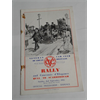 1951 Rally and Concours d'Elegance Program
