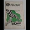 1957 Sports Car Club BC Oct 20 Program