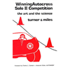 Winning Autocross Solo II Competition - the Art and the Science