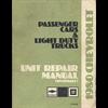 1980 Chevrolet Passenger cars  and Light Duty Trucks Overhaul Manuall