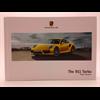 2017-2018 Porsche 911 Turbo Sales Catalog-Brochure