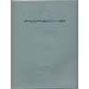 1984 PORSCHE Full-line Sales Catalog-Brochure