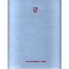 1987 PORSCHE Full-line Sales Catalog-Brochure