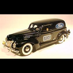 "Ford Van 1940 ""Ford"" *O/P* - Brooklin 1:43 Diecast"