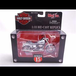 Harley Davidson 2002 FXDL Dyna Low Rider Maisto 1:18 Diecast