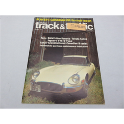 Canadian Track and Traffic - 1971 October   Magazine