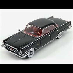 Chrysler New Yorker Sedan 1962 black 1:43 Resin Diecast by KESS