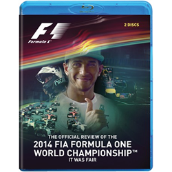 2014 Formula 1 Season Review Blu-ray  - for Canada and USA